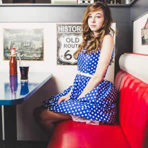 50s Diner Fotoshooting